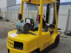 Vysokozdvižný vozík na prenájom, VZV Hyster H2.50XM.