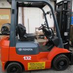 Vysokozdvižný vozík Toyota E911 3